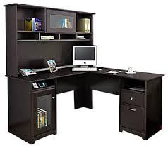inval computer desk with hutch computer desk hutch file drawer desks houzz