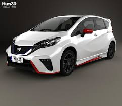 nissan note 2009 interior nissan note e power nismo 2016 3d model hum3d