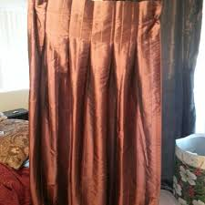 Peri Homeworks Collection Curtains Find More 3 Lined Rust Color Curtain Panels Peri Homeworks