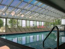 swimming pool roof design cathedral glass roof design vanguard