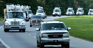 Duke Energy Outage Map Florida by Restoring Power To Florida Will Take U0027weeks Not Days U0027 In Some Areas