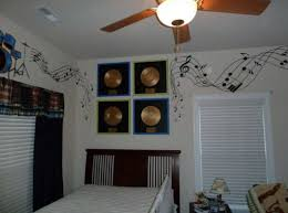 music decorations for bedroom music decorations for