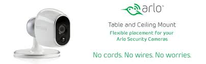 arlo table and ceiling mount arlo by netgear table ceiling mount arlo arlo pro compatible