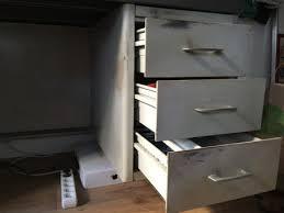 bureau loft industriel bureau industriel vintage esprit loft les vieilles choses