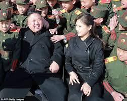 spies reveal kim jong secret son daily mail