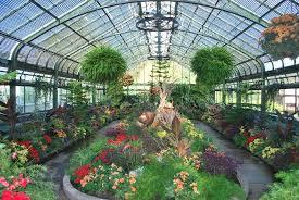 Niagara Botanical Garden Niagara Falls Flower Attractions