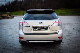 lexus uk suv lexus rx 450h 3 5 se suv hybrid car details from wynyard motor company