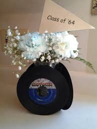 ideas for 50th class reunions centerpiece for 50th grade school reunion pinteres