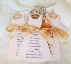 bridesmaid invite be my bridesmaid ask in style threads