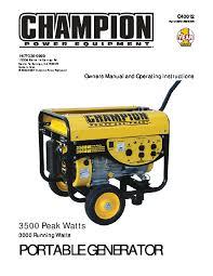 champion 3500 watt wiring diagram champion wiring diagrams