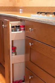 Kitchen Spice Racks For Cabinets 33 Best Kitchen Cabinets Accessible Options Images On Pinterest
