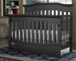 Convertible Crib Espresso by Babi Roma Convertible Crib Espresso