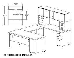 Executive Desk And Credenza Mayline E5 Affordable Desk And Workbench Designs Executive Desk