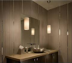 Stylish Pendant Lights Chic Bathroom Lighting Ideas For Small Bathrooms Stylish Pendant