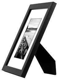amazon com 8x10 black picture frame made to display pictures