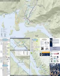Alaska Ferry Map by Juneau Bike Map U2013 Juneau Rides