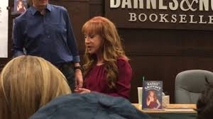 Barnes And Noble Los Angeles Kathy Griffin And Her Mom Maggie Arrive At Book Signing At Barnes