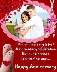 Wedding Wishes Online Editing Happy Wedding Anniversary Photo Frames Online Editing
