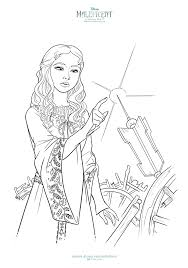 wonderful princess aurora coloring pages coloring pages