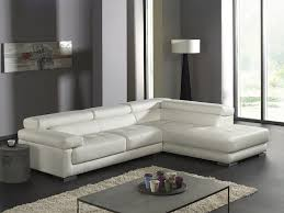 canapé d angle blanc conforama supérieur meuble blanc d ivoire 8 salon d angle canape d angle