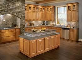 oak cabinet kitchen ideas kitchen flooring ideas with oak cabinets gen4congress