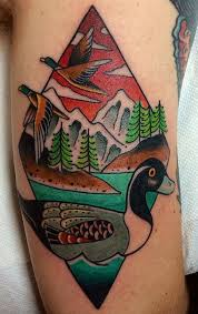 best 25 duck hunting tattoos ideas on pinterest duck hunting