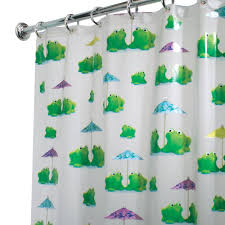 Childrens Shower Curtains by Kids Shower Curtain With Disney Theme Whalescanada Com