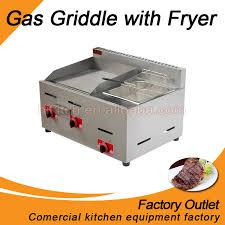 equipement cuisine commercial guangzhou commercial équipement de cuisine usine à gaz de table