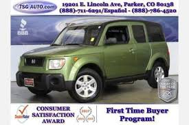 Honda Toaster Car Used Honda Element For Sale Special Offers Edmunds