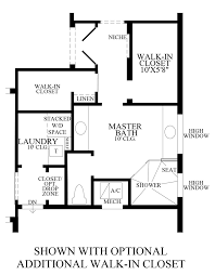 walk in closet floor plans lakeshore executive collection the robellini home design