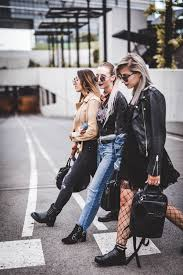 biker boot style 3 ways to wear biker boots rock chic style the cosmopolitas