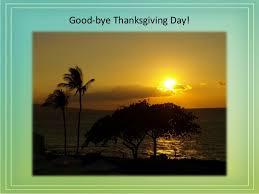 dreaming of a hawaiian thanksgiving