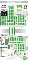 view the printed maps emerald city comic con