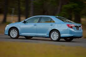 toyota camry 2012 maintenance schedule 2013 toyota camry hybrid overview cars com
