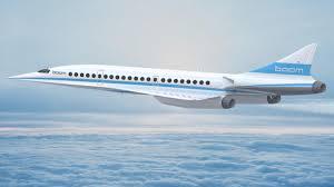 bringing back the supersonic era boom u0027s planes are faster cheaper th