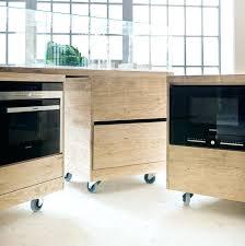 meuble cuisine independant meuble de cuisine mobile idée de modèle de cuisine