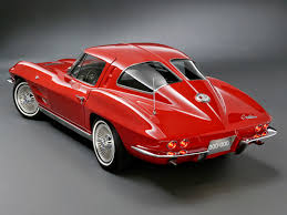 corvette stingray pilotes anciens