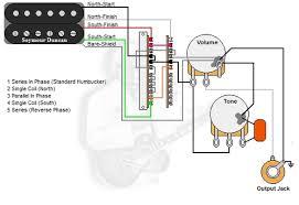 humbucker 1 volume 1 tone 5 way lever switch