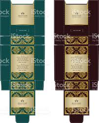 packaging design cigarette box die cut style luxury box design