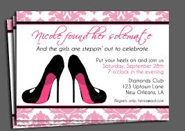 little black dress bachelorette party invitations plain bachelorette party invitation verses for unusual article