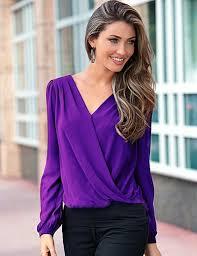 purple blouses purple v neck blouse vintage chiffon lace