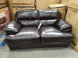 Leather Loveseats Simon Li Hunter Leather Loveseat