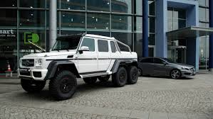 mercedes benz 6x6 white mercedes benz g 63 amg 6x6 in warsaw poland gtspirit