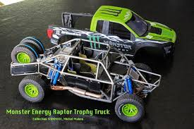raptor trophy truck monster energy 3 workbench
