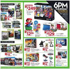 walmart and best buy black friday ads are in the target black