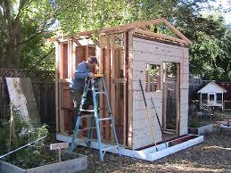 build backyard playhouse diy diy pdf making bookshelf out wood