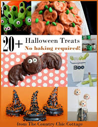 20 halloween treats no baking required the country chic cottage