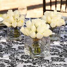 Black Centerpiece Vases by 126 Best Grand Opening Black Tie Event Decor Images On Pinterest