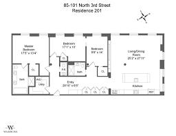 85 north 3rd street apt 201 williamsburg ny 11249 wr 36282