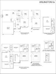 bryant victoria floor plan arlington ii expanded